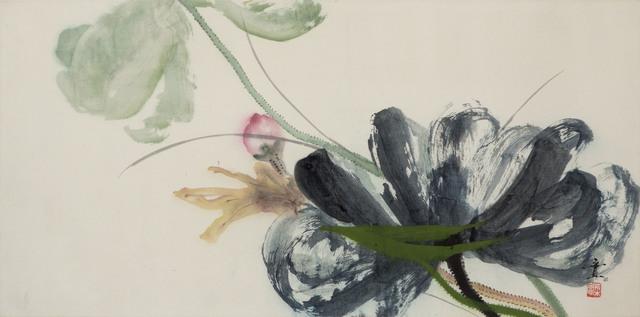 , 'Lotus (MA-090),' 2001, Erik Thomsen