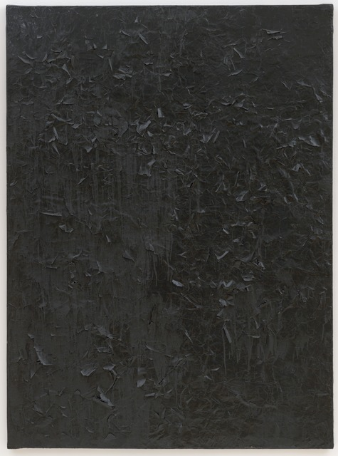 Robert Rauschenberg, 'Untitled [glossy black painting]', ca. 1951, San Francisco Museum of Modern Art (SFMOMA)