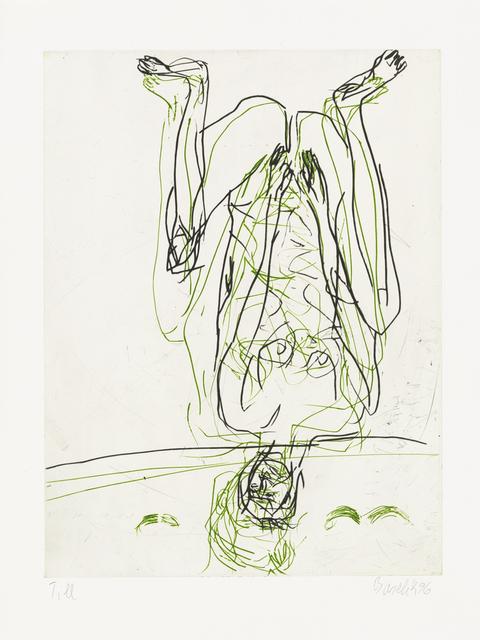Georg Baselitz, 'Zwei Streifen', 1997, Galerie Boisseree