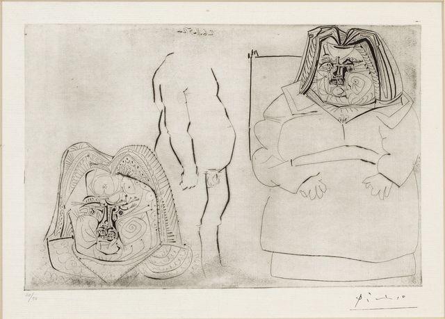 , 'Balzac,' 1952/1980, Wada Garou Tokyo