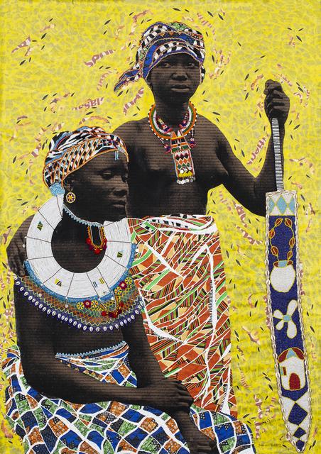 , 'HUMAN SAFARI II,' 2019, ARTCO Gallery