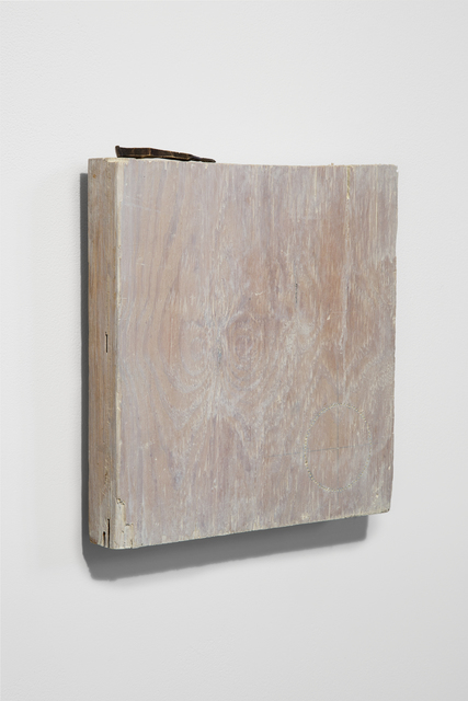 Kate Silvio, 'nailed and screwed ', 2018, Simone DeSousa Gallery