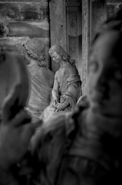 , 'Saint Jean - Tombeau de Louis Xll et d'Anne de Bretagne (021),' 2014, Galerie Galea