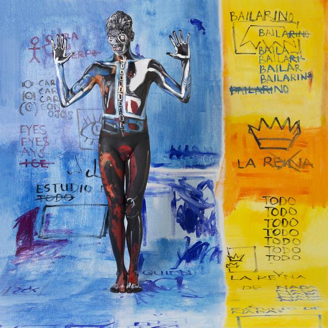 Nicole Furman, 'Hommage to Basquiat', 2015, Contempop Gallery