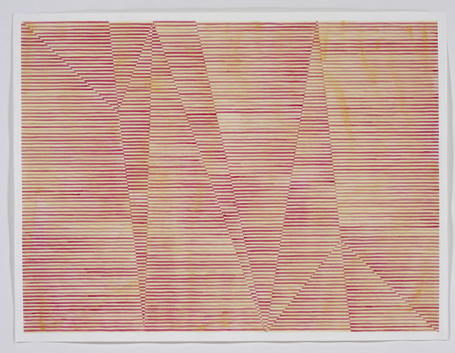 Melissa Casey, 'Quinacridone Magenta Over Cadmium Yellow', 2018, Kopeikin Gallery