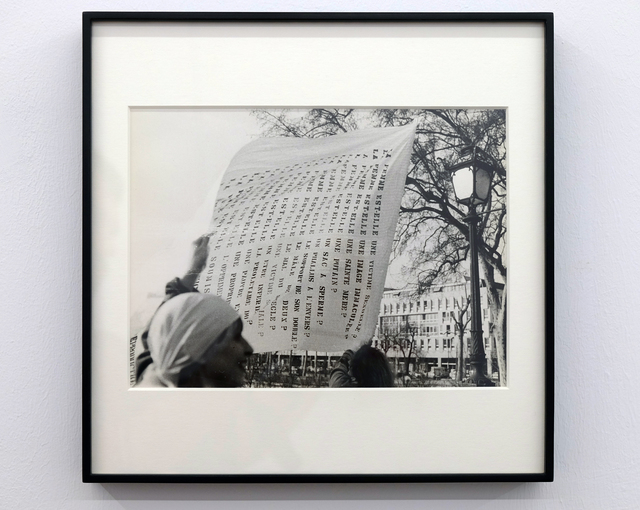 , 'Dissolution dans L´eau pont Marie - 17 heures, 1978 Paris 11th of May,' 1978, espaivisor - Galería Visor