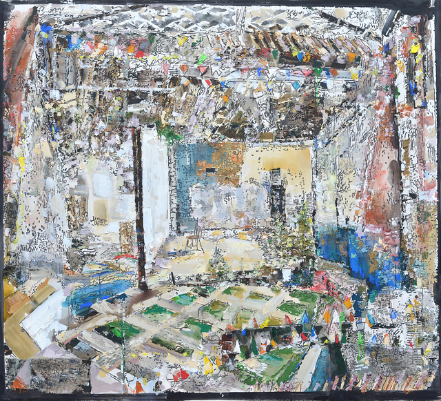 , 'Inside,' 2016, Carl Solway Gallery