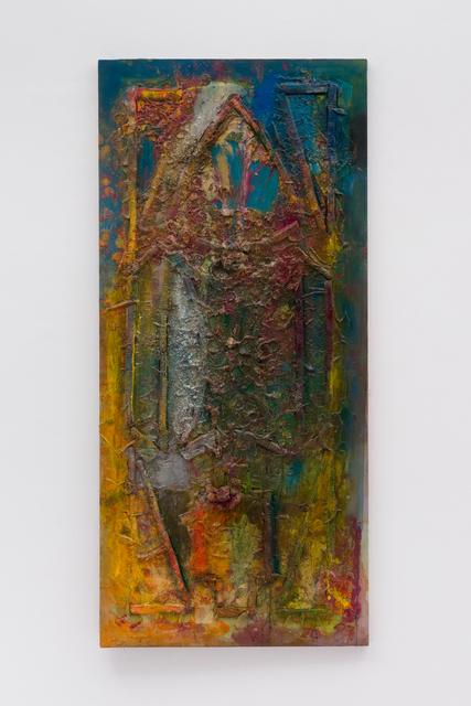 Frank Bowling, 'Ancestor Window', 1987, Hales Gallery