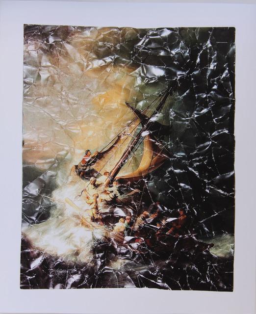 Ricardo Guzman, 'Sin titulo VI', 2017, Galería Quetzalli