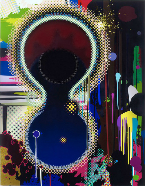 Takashi Murakami, 'Dumb Compass', 2009, MSP Modern
