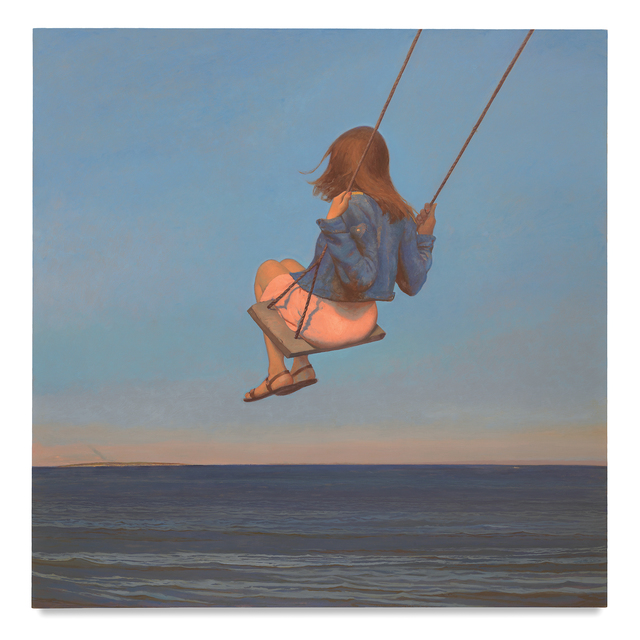 , 'The Swing,' 2017, Miles McEnery Gallery