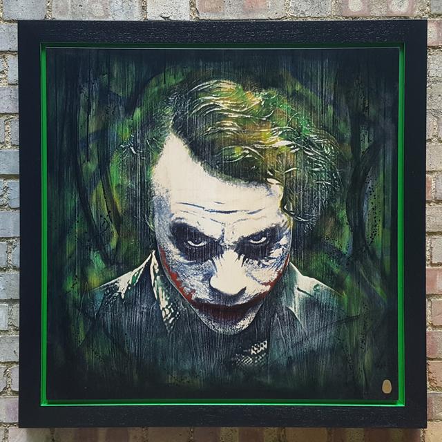 , 'Joker,' 2018, Reem Gallery