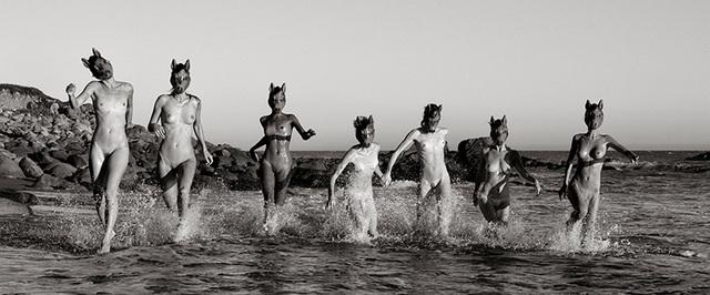 , 'Wild Horses,' 2014, De Re Gallery