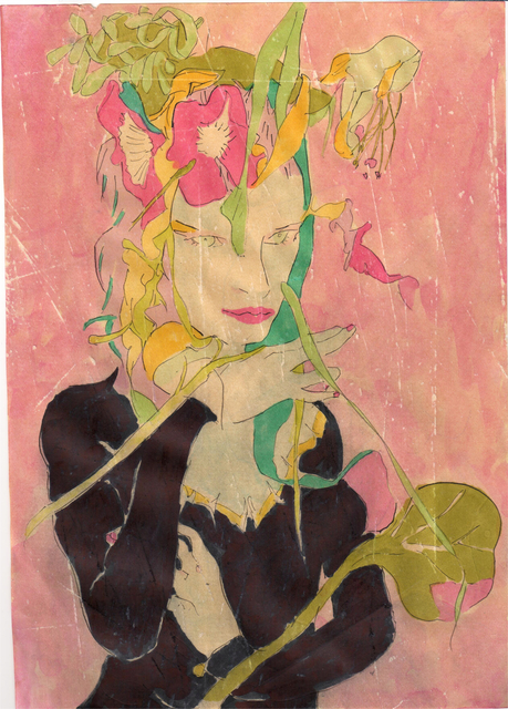 , 'Pink Lady,' 2015, Paul Stolper Gallery