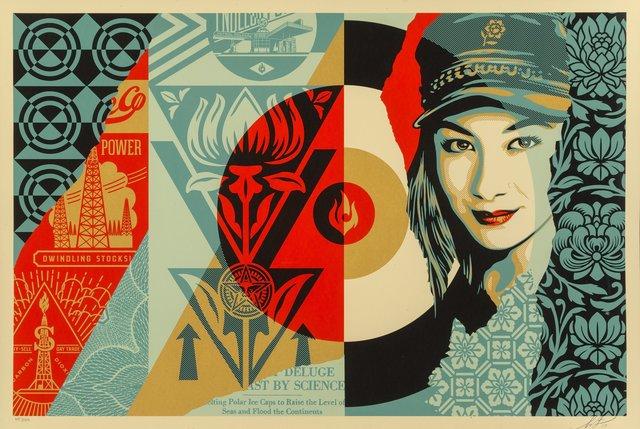 Shepard Fairey, 'Raise the Level', 2019, Heritage Auctions