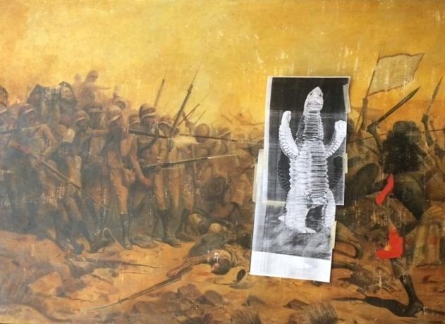 , 'War of the Worlds,' 2014, Tasende Gallery