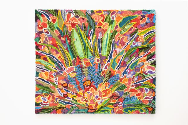 , 'Fun Palm,' 2018, Dio Horia