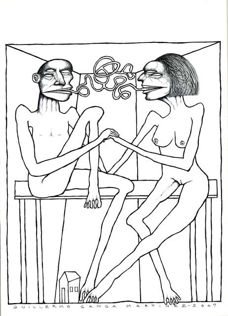 , 'Figures IX,' 2007, Isabel Croxatto Galería