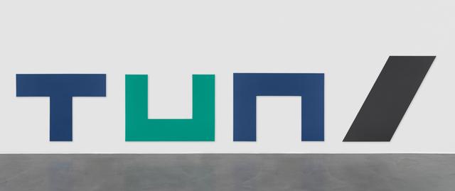 , 'Untitled (TUM'),' 2013, Galerie Andrea Caratsch