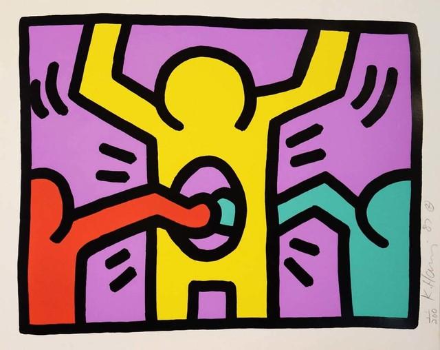 Keith Haring, 'Pop Shop I (C)', 1987, Hang-Up Gallery