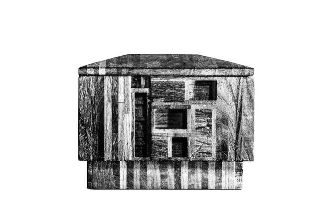 , 'Baracca 8,' 2014, Antonia Jannone Disegni di Architettura