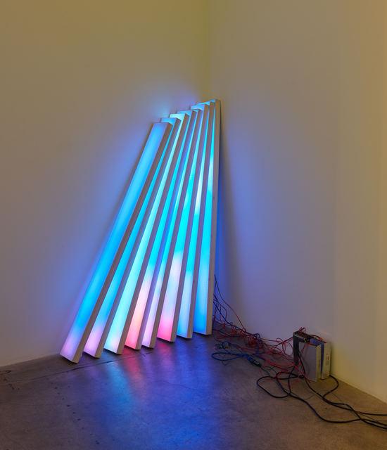 , 'Folding Sunset,' 2018, Diane Rosenstein