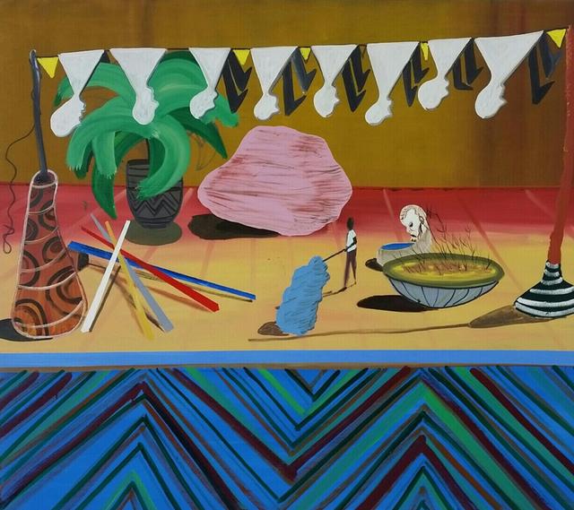 , 'Paper Man,' 2016, Zolla/Lieberman Gallery