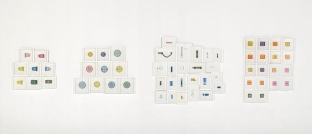 , 'Specimen Series,' 2018, Lehmann Maupin