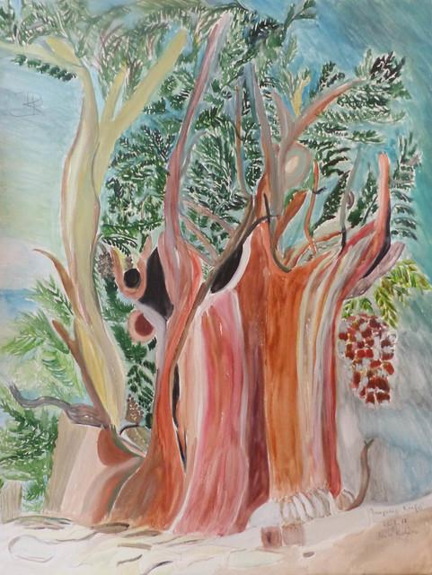 Beate Kulina, 'Pine', 2019, the gallery STEINER