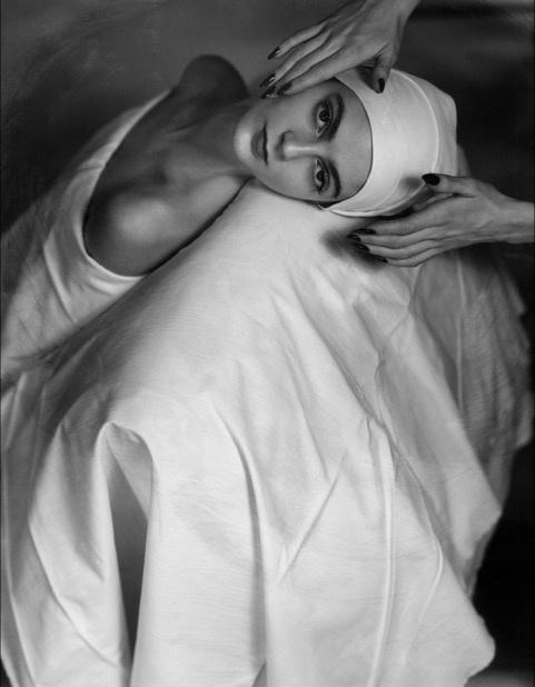 , 'Carmen Face Massage,' , Isabella Garrucho Fine Art