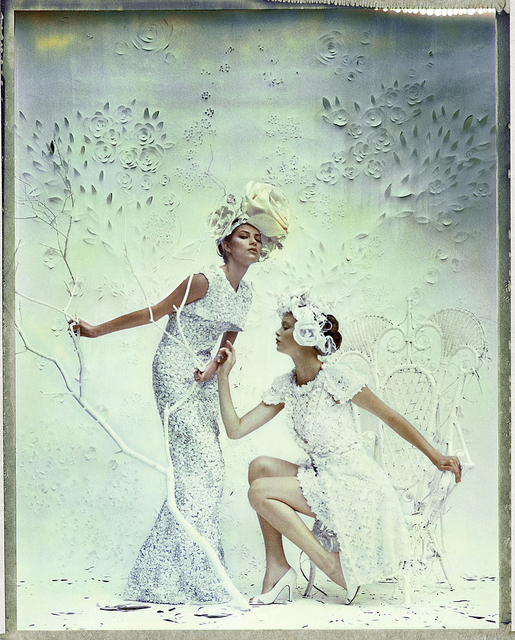 ", '""The White Garden"" Chanel, Haute Couture, Summer 2009,' 2009, Holden Luntz Gallery"
