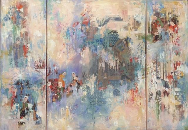 , 'Autant En Emporte la mémoire VI,' 2015, Janet Rady Fine Art