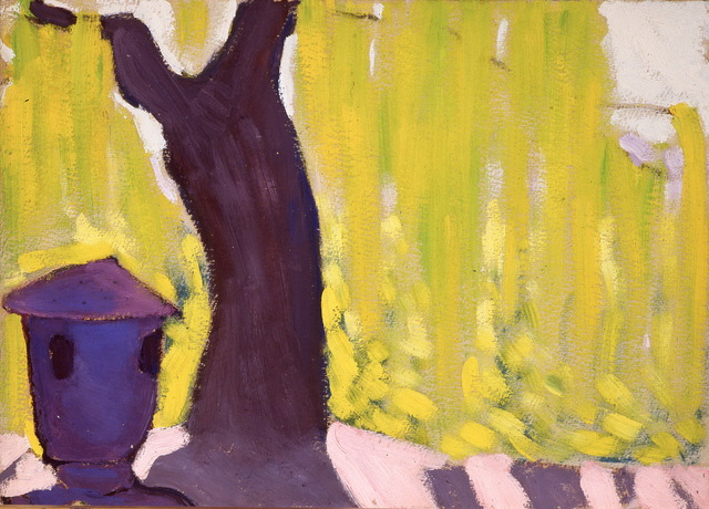 , 'Yellow willow tree,' 1977, Boers-Li Gallery