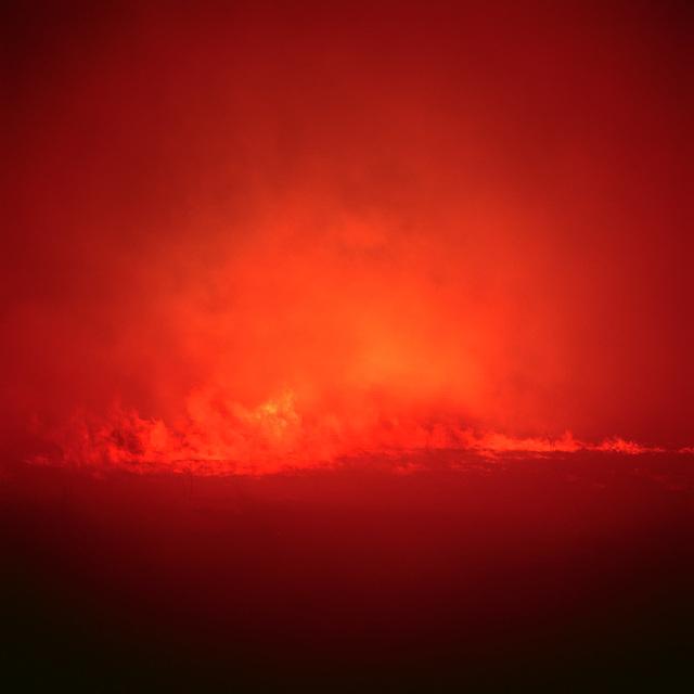 Larry Schwarm, 'Roiling Fire, eastern Lyon County, Kansas', 2005, Robert Koch Gallery
