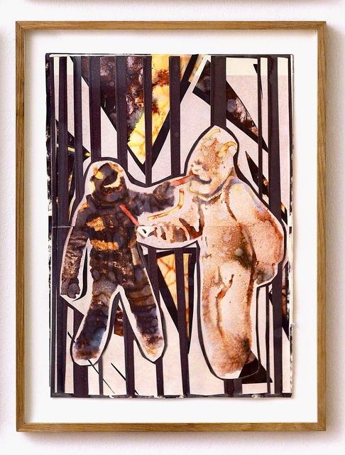Gülbin Ünlü, 'Kairos 09:11', 2019, Galerie Britta von Rettberg