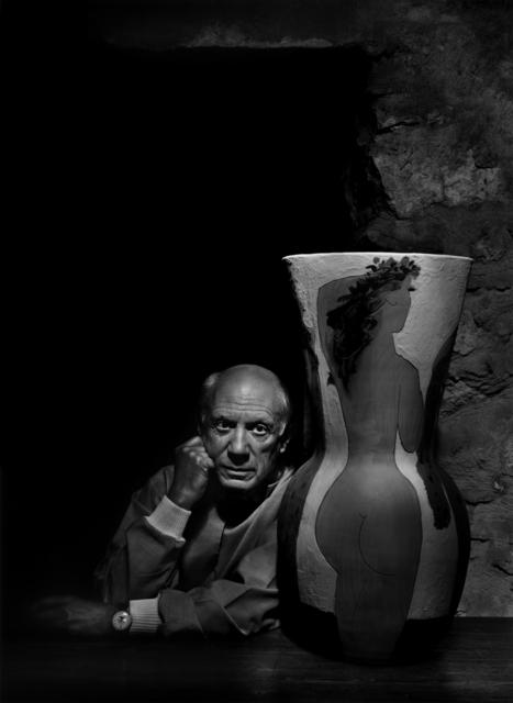 , 'Pablo Picasso,' 1954, Robert Klein Gallery