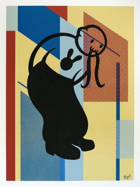 , '#28,' 2016, Jonathan LeVine Projects