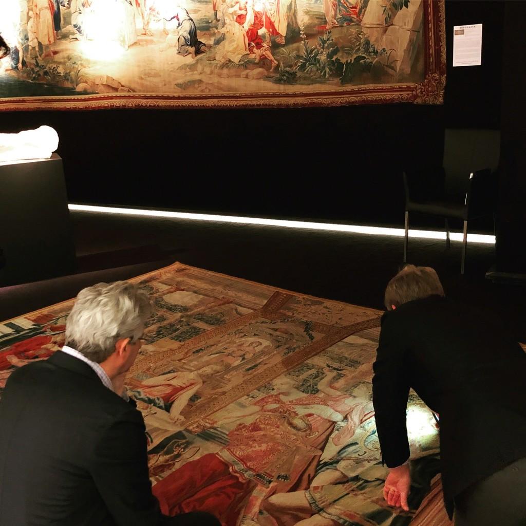 BOCCARA FINE ART - Galerie Boccara (Didier Marien) and Liubov Belousova - Marien (BOCCARA ART) - at MASTERPIECE London, booth B36