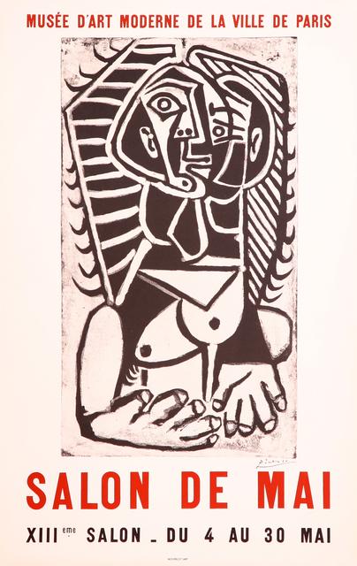 , 'Salon de Mai,' 1957, Zuleika Gallery