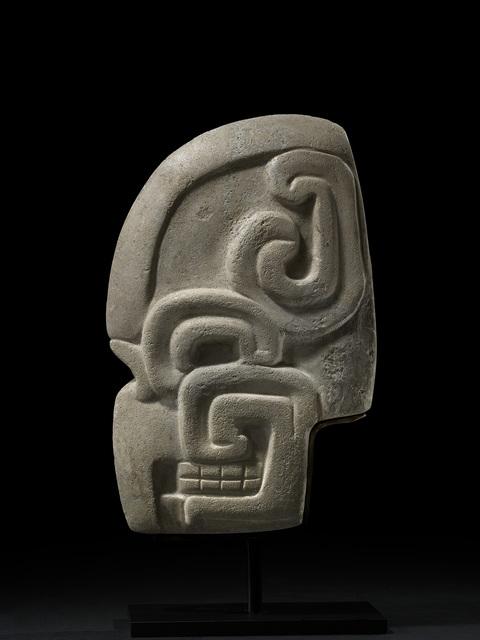 , 'VERACRUZ WHITE STONE HACHA,' ca. A.D. 300-700, Colnaghi