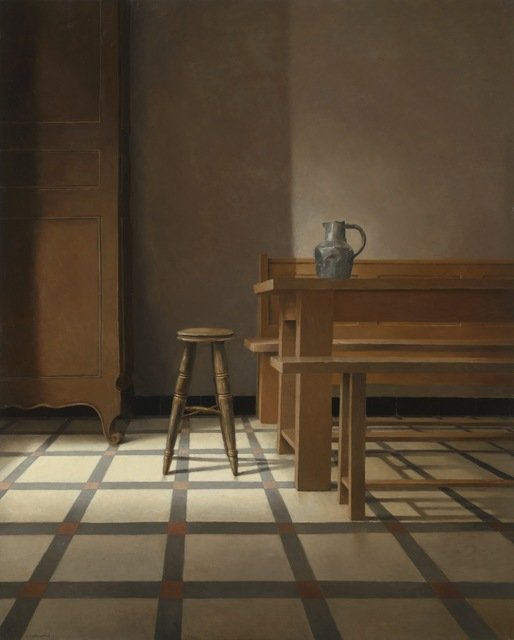 , 'La Salle À Manger,' 2013, Cynthia Corbett Gallery
