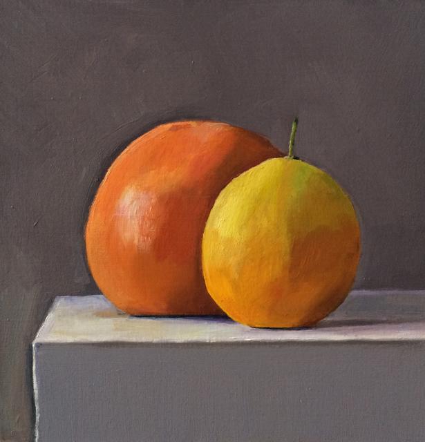 Dan McCleary, 'Grapefruit and Lemon', 2018, Craig Krull Gallery