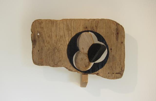 , 'Trefoil,' 2012, Albert Merola Gallery