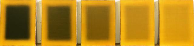 , 'Fading Orange Box,' 2018, Allouche Gallery
