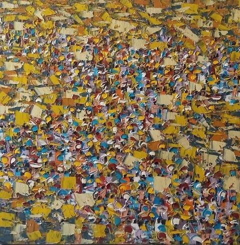 , 'Market Frenzy I,' 2018, October Gallery