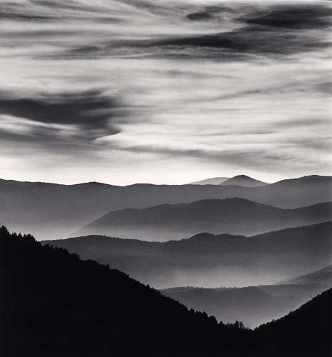 , 'Distant Mountains, Pass delle Capannelle, Pizzoli, Abruzzo,' 2015, Dolby Chadwick Gallery