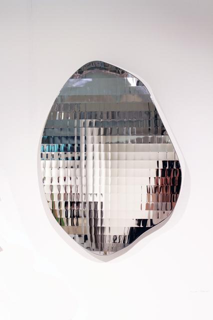 , 'Pixelkar 2,' 2018, Galerie Heike Strelow