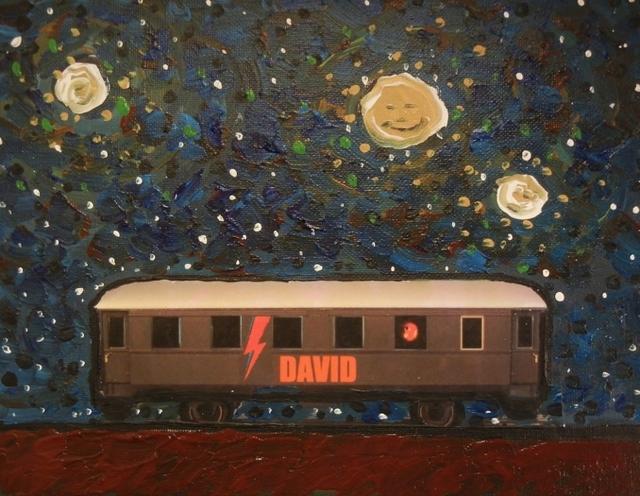 Steve Coffey, 'Fallen Star Cars - David', 2018, The Front Gallery