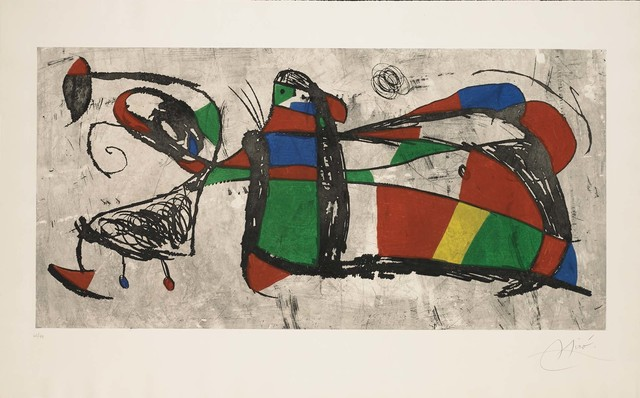 , 'Tres Joan (D.1034),' 1978, Martin Lawrence Galleries