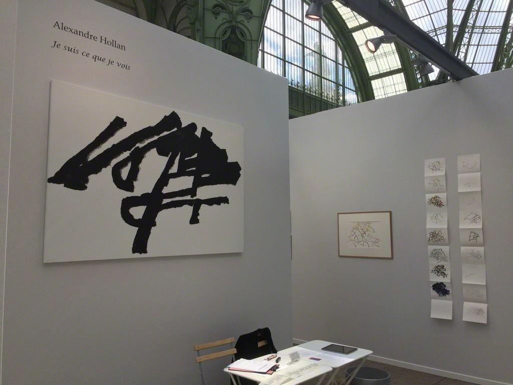 La Forest Divonne at Art Paris Art Fair 2018 April 05, 2018 - April 08, 2018 Solo Show Hollan + Artists represented by the galery